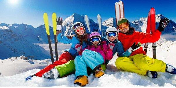 Rakouské Alpy: sauna, výlety i celoroční lyžování