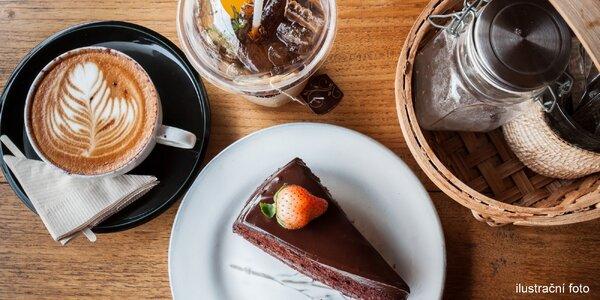Zahřejte se v Horké vaně: káva, čaj i zákusek