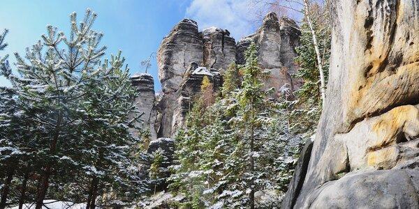 Dovolená v Babiččině údolí u Adršpašských skal