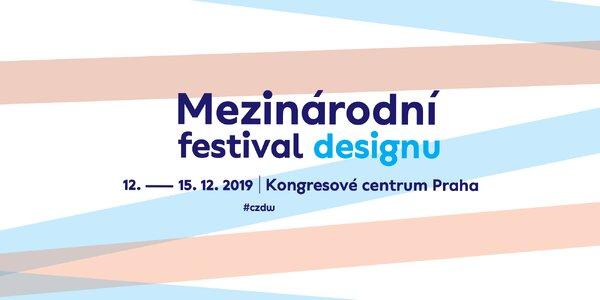 Přehlídka designu: lístek na Czech Design Week