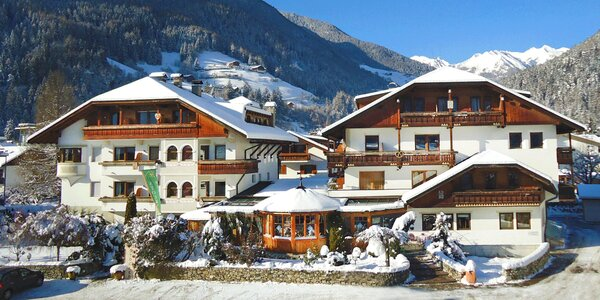 Na lyže do Tyrolska: pobyt s polopenzí a wellness