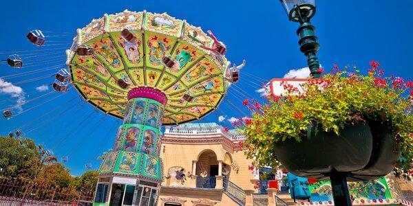 Autobusem do Vídně: Dům moří a zábavní park Prátr