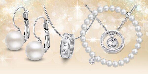 Ozdobte se: ocelové šperky s krystaly Swarovski®