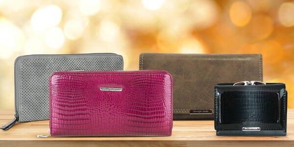 Dámské elegantní peněženky Jennifer Jones