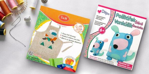 Ušijte nebo namalujte s dětmi vlastní hračku