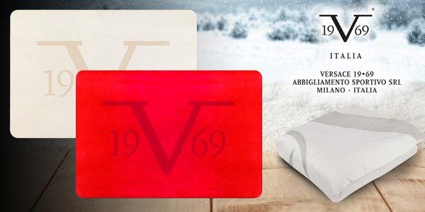 Fleecové deky italské značky 19V69 ve 3 barvách
