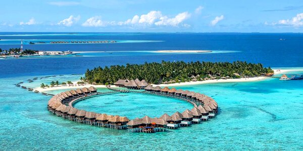 5* resort Sun Aqua Vilu Reef s all inclusive