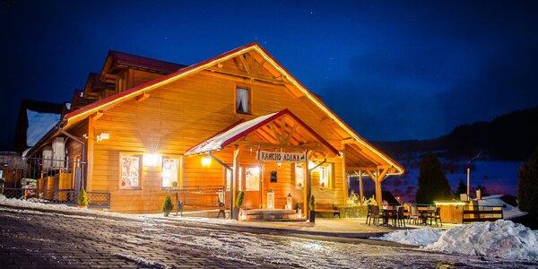 Pobyt na ranči v polských horách: jídlo i relax