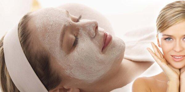 90 minut kosmetických služeb pro krásnou pleť