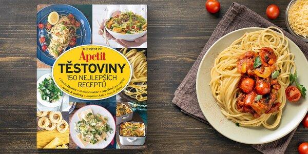 Těstoviny: velká kuchařka z edice The Best of Apetit