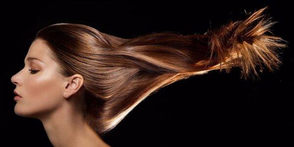 Střih, foukaná a styling pro všechny délky vlasů