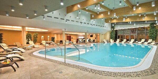 Luxusní pobyt v Hluboké s neomezeným wellness