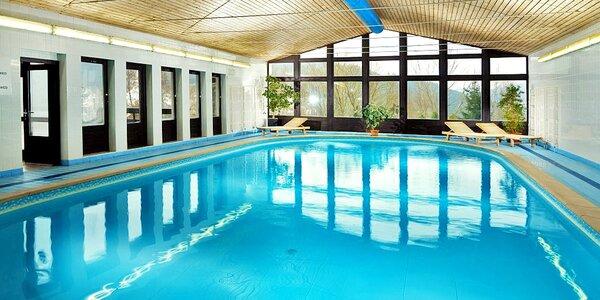 3 dny relaxu ve Špindlu: polopenze, bazén i výlety
