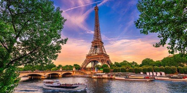 6denní autobusový zájezd do Paříže a Londýna