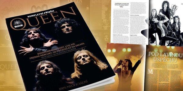 Queen – Kompletní příběh: 148 stran zajímavostí