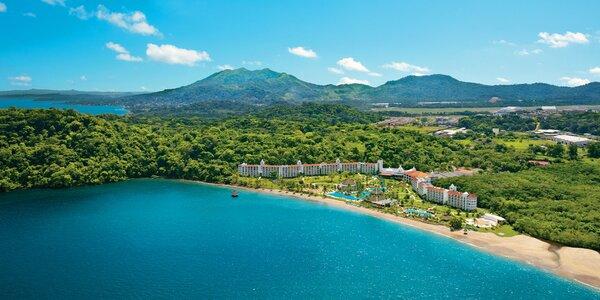 2km pláž a Panama City v blízkosti: 5* hotel s all inclusive