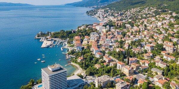 Dovolená v Istrii: polopenze i vstup do kasina