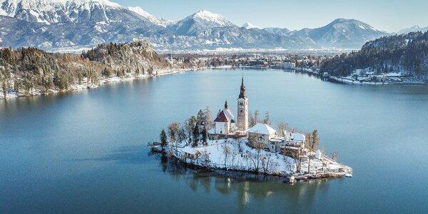Pobyt s jídlem v oblíbené slovinské destinaci