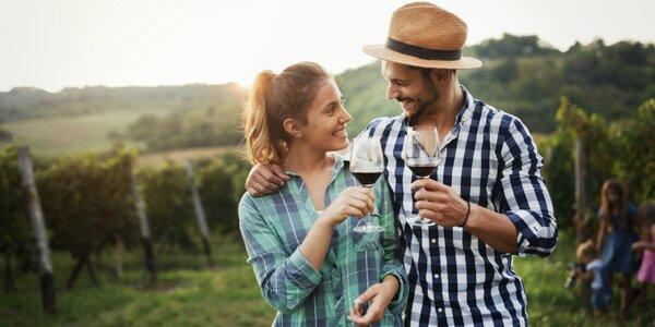 Wellness pobyt plný vína v maďarském Tokaji