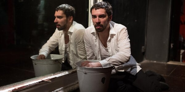 Vstupenka na divadelní představení Lorca