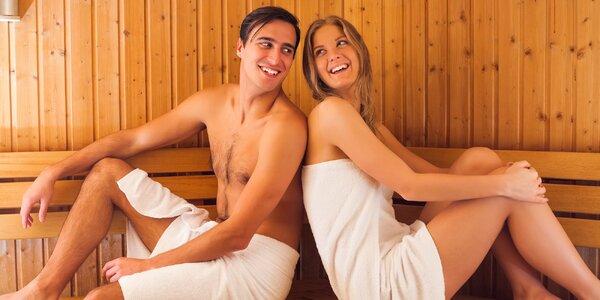 Pobyt u Prahy pro páry: privátní sauna, polopenze