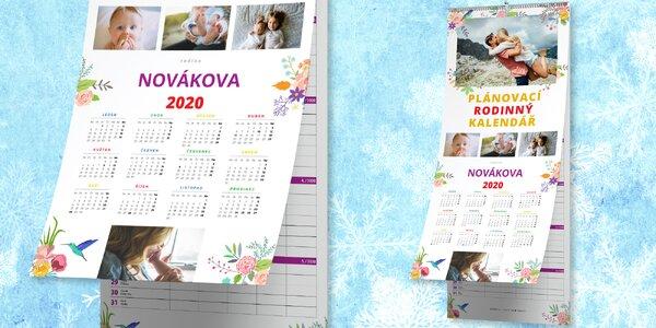 Fotokalendář MAXIMUS 3v1 z vašich vlastních fotek