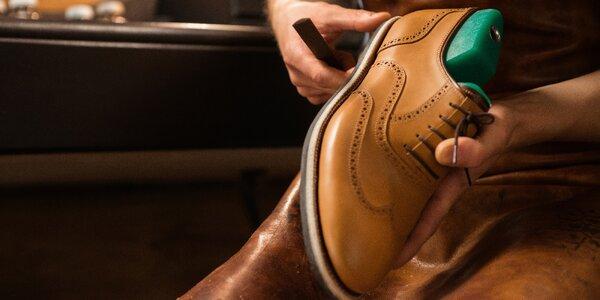 Staré boty jako nové: profesionální rekontrukce