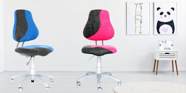 Dětské rostoucí židle FUXO pro děti od 6 do 16 let