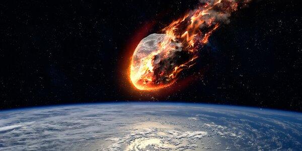 Zachraňte Zem: únikovka Armagedon pro 2-4 hráče