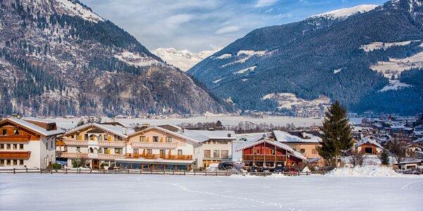 Dovolená v italských Alpách s polopenzí i saunami