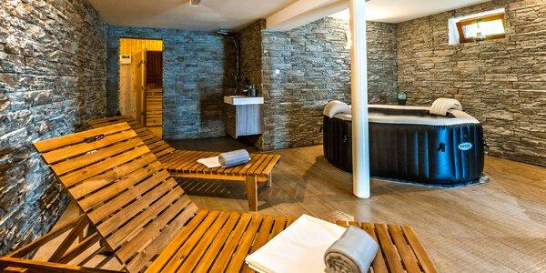 Relax u Oravské přehrady: polopenze i wellness