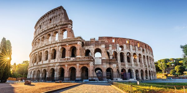 Až 6denní pobyt u centra Říma se snídaněmi