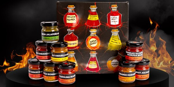 Pro milovníky chilli: 9 tekutých mash omáček