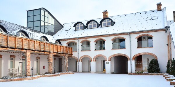 Pobyt v pěkném penzionu blízko Olomouce s wellness