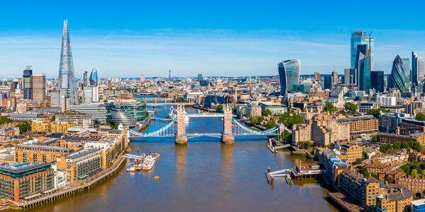 Všechny tváře Londýna: poznávací zájezd na 1 noc