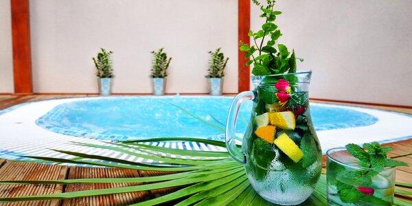 Pobyt s wellness a polopenzí pro páry i rodiny