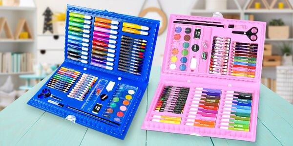 Kreativní výtvarné sady pro děti i dospělé