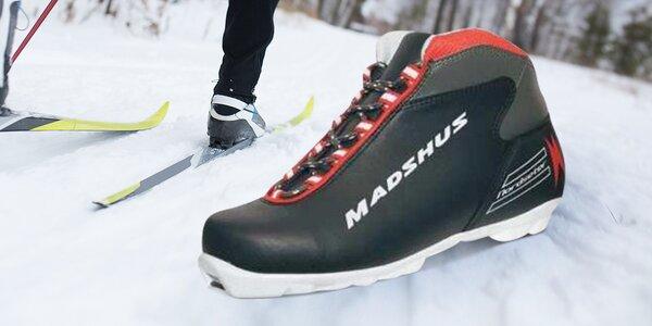 Madshus Nordsetter: unisex boty na běžky, vel. 38–46