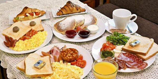 Americká, francouzská, italská či německá snídaně
