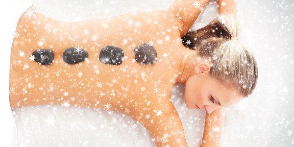 Hodinová masáž z výběru 6 relaxačních masáží