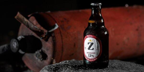 Prohlídka znojemského pivovaru s degustací