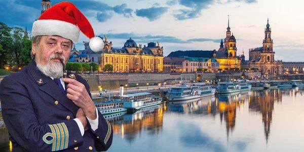 Dárková plavba do Drážďan s programem