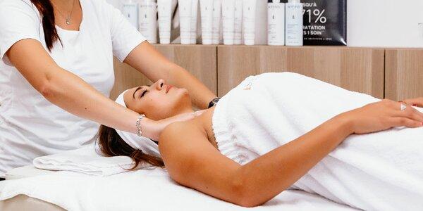 3hodinová péče: lymfodrenáž, kosmetika i líčení