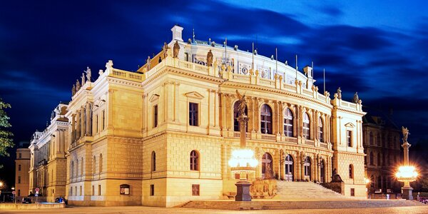Galakoncert k výročí Beethovena v Rudolfinu