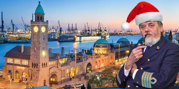 Záloha na plavbu lodí z Děčína do Hamburku