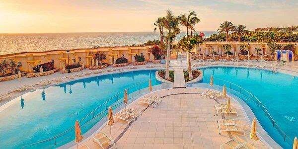 4* hotel s all inclusive v centru Costa Calma