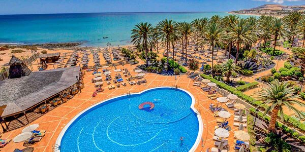 Fuerteventura all inclusive: 4* hotel u známé pláže