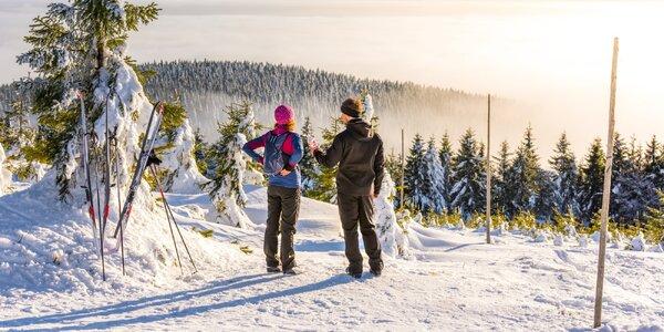 Zimní pobyt na Dolní Moravě s polopenzí