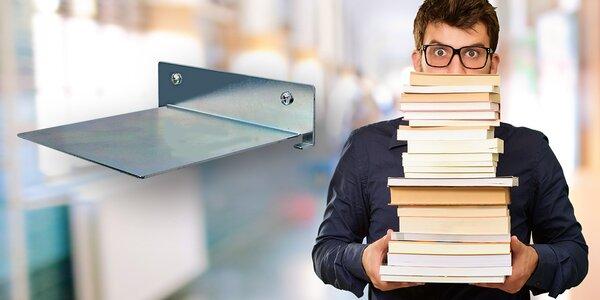 Neviditelná polička na knihy