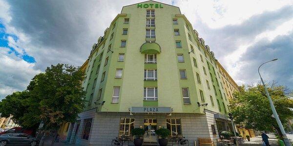 4* Praha: skvělá lokalita, snídaně a dítě zdarma
